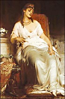 Cleopatra used aloe vera for her beauty