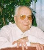 My Dad, Henry H. Friesen, who was healed by aloe vera