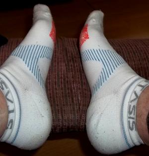 my voxx socks for overcoming shingles